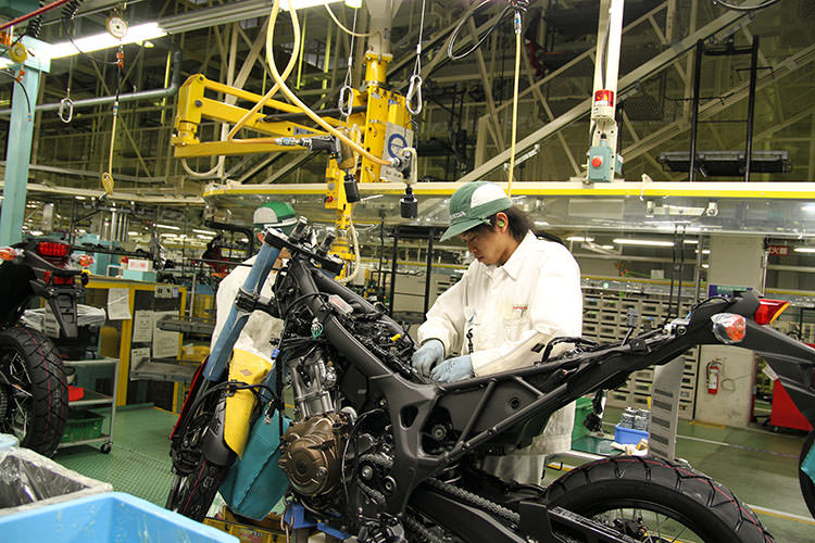 Index Of Pictures Africa Twin Crf Production Line