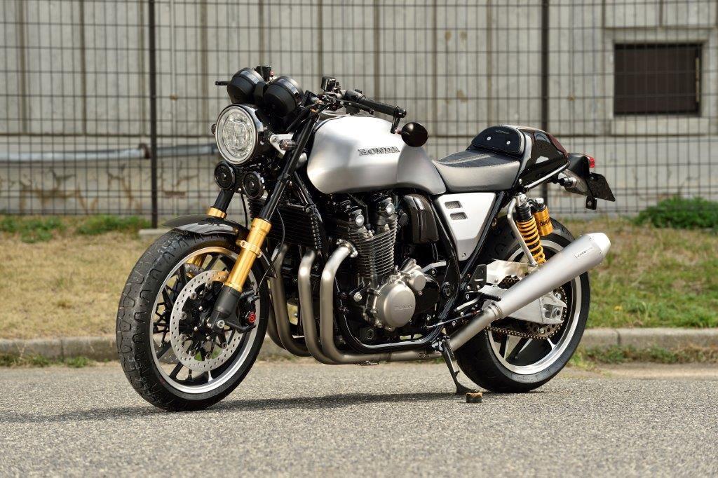 2017 / 2018 honda concept & production motorcycles - osaka / tokyo