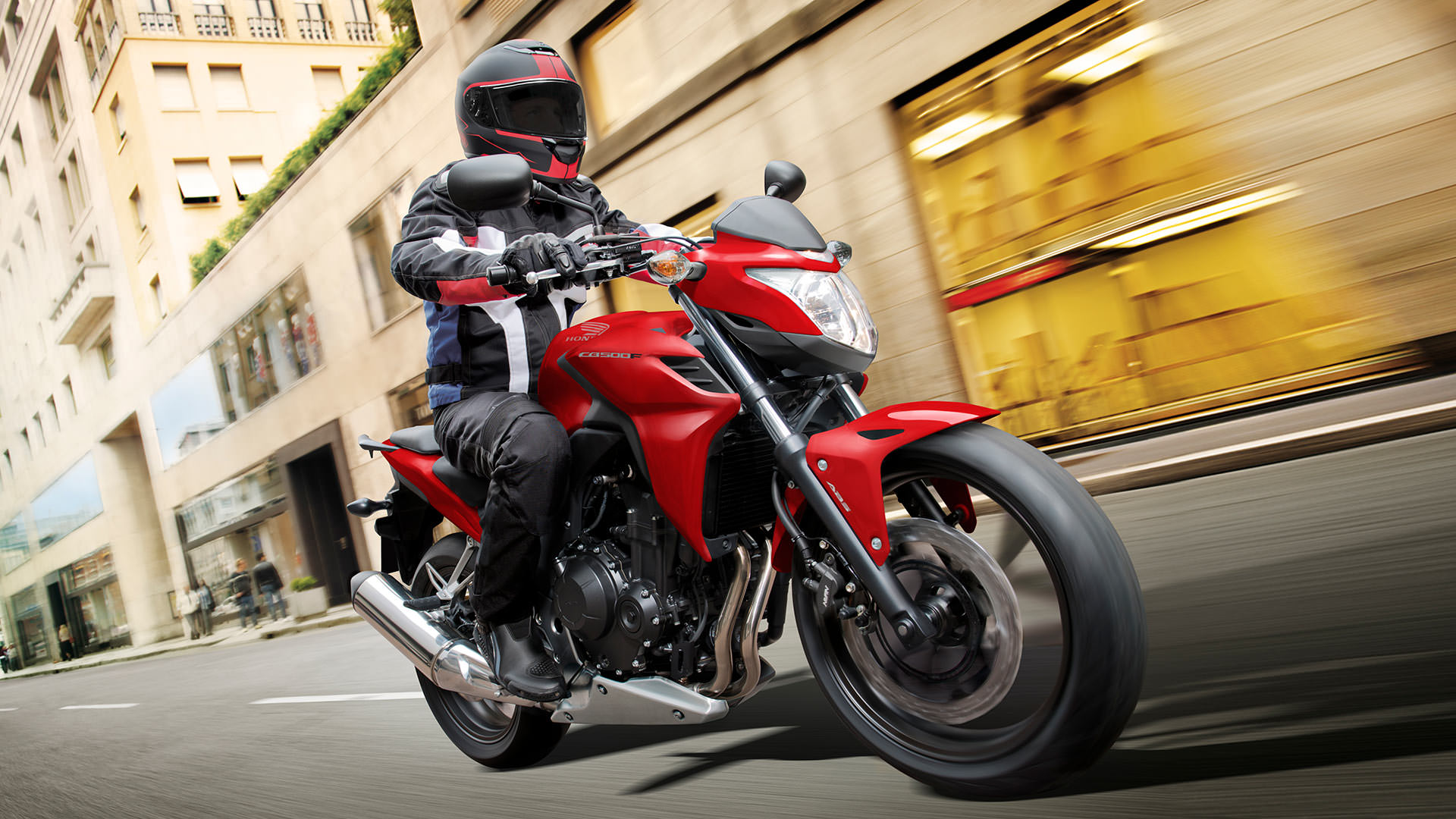2013 Honda CB500F Review Specs Pictures Video