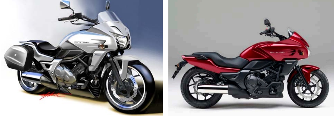 2018 Honda Ctx700n Dct Review Of Specs Features Automatic