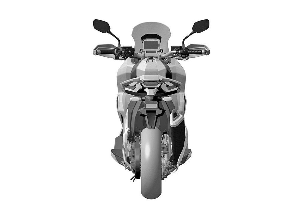 Leaked 2017 Honda City Adventure Motorcycle Pictures / Specs / Release ...