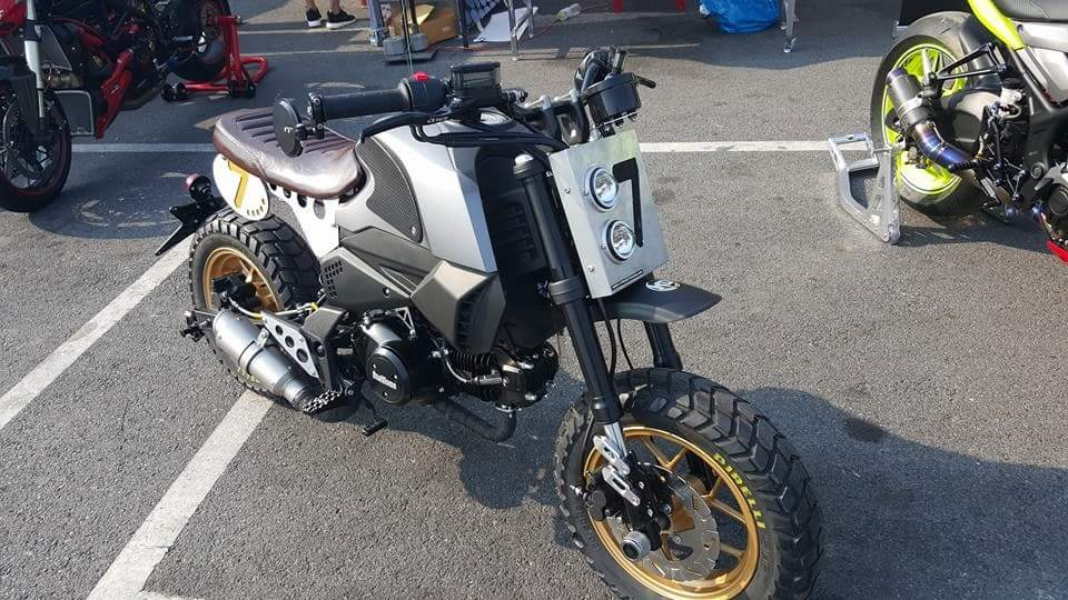 2014 cbr600rr mpg autos post for Honda grom mpg