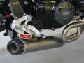 2017 Honda Grom Tyga Exhaust - UnderBody Long Muffler - MSX 125 / MSX125SF / 125cc Motorcycle - Mini Sport Bike / StreetFighter