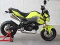 2017 Honda Grom Exhaust - Tyga Maggot Muffler - MSX 125 / MSX125SF / 125cc Motorcycle - Mini Sport Bike / StreetFighter