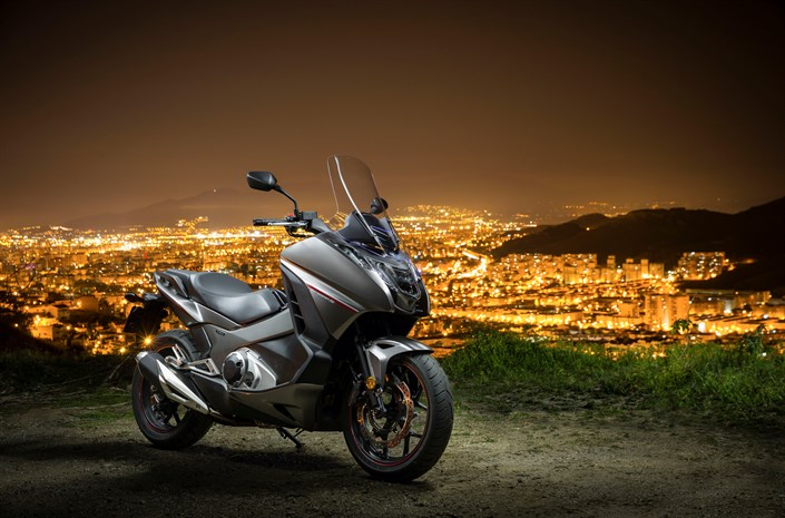 2016 Honda Integra DCT Review / Specs - Automatic Motorcycle / Bike