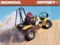 Honda Odyssey 250 FL250 ATV - UTV - Side by Side - SxS - Utility Vehicle - Dune Buggy / Go Kart