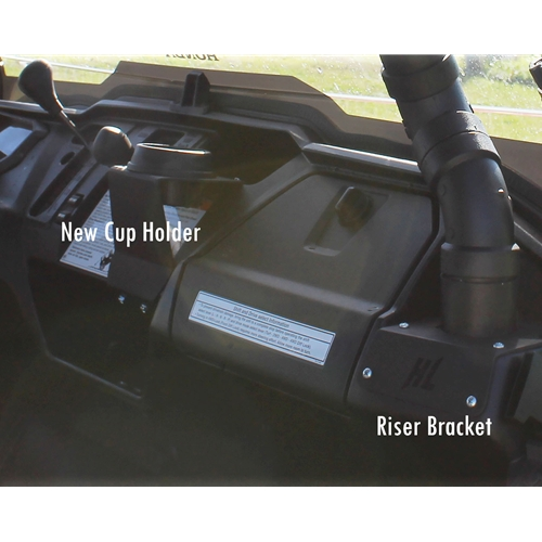 2019 2016 Honda Pioneer 1000 Snorkel Kit Side By Side