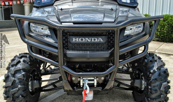 2018 Honda Pioneer 700-4 DELUXE Review of Specs, Changes
