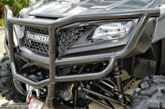 2014 2018 Honda Pioneer 700 Accessories Review Prices Detailed