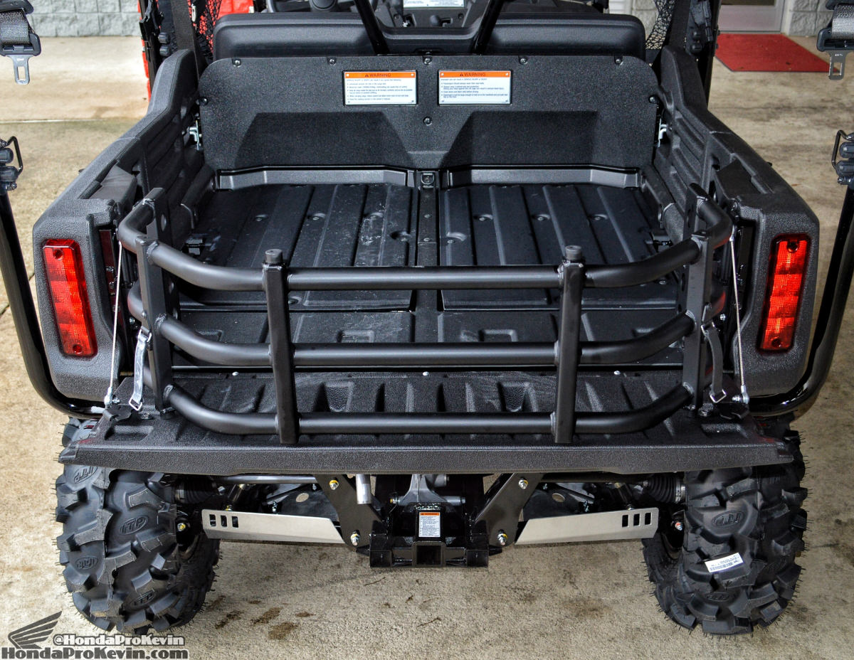2014 2018 Honda Pioneer 700 4 Accessories Review Prices