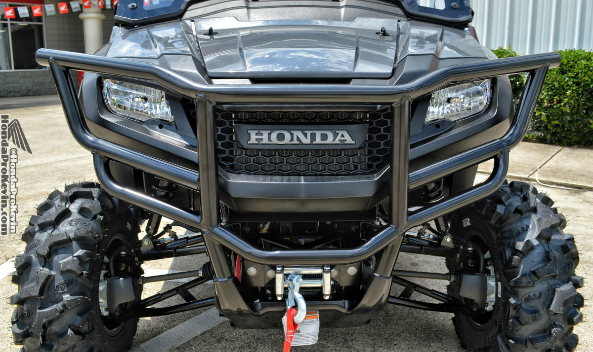 2014-2018 Honda Pioneer 700-4 Accessories Review | Prices & Detailed Pictures + Part #'s | Honda ...
