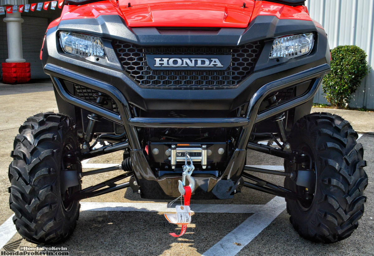 Honda Pioneer 700 4 Review >> 2014-2018 Honda Pioneer 700-4 Accessories Review | Prices & Detailed Pictures + Part #'s | Honda ...