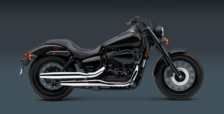 2017 Honda Shadow Phantom 750 Review / Specs - Cruiser Motorcycle V-Twin Engine - VT750C2B