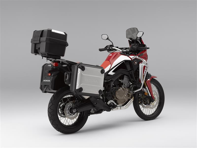 Beau ... Honda Africa Twin Crf1000l Accessories Parts Saddle Bags Trunk Storage  Motorcycle Adventure Bike 15 ...
