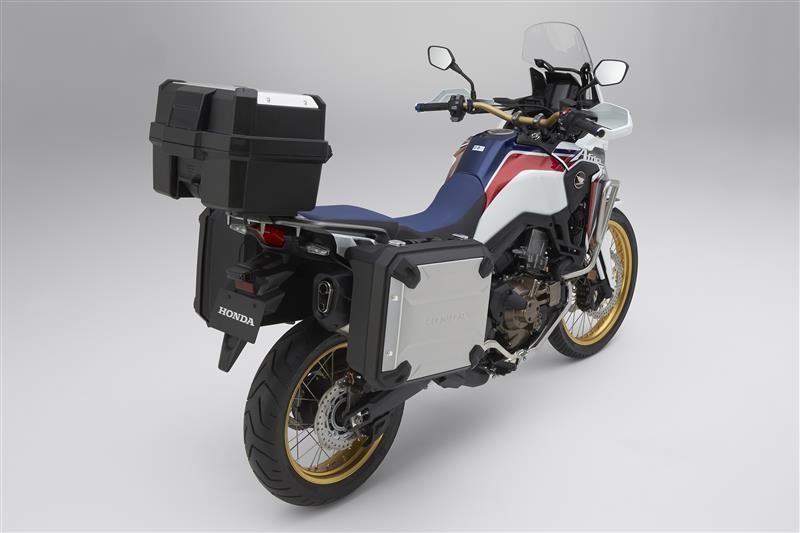 Gentil ... Honda Africa Twin Crf1000l Accessories Parts Saddle Bags Trunk Storage  Motorcycle Adventure Bike 7 ...