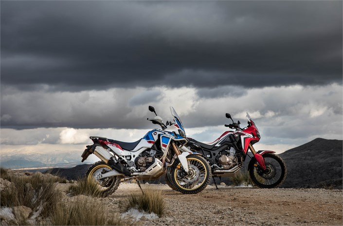 2018 honda africa twin adventure sports review specs for Honda twin falls