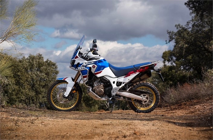 2018 honda africa twin adventure sports review specs. Black Bedroom Furniture Sets. Home Design Ideas