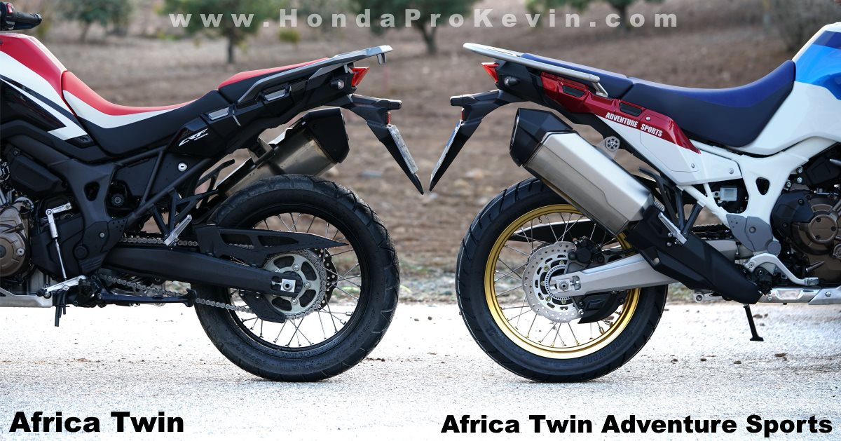 Side By Side Utv >> Africa Twin Adventure Sports OEM 2 | Honda-Pro Kevin