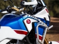 2018 Honda Africa Twin Adventure Sports Crash Bars, Frame Sliders