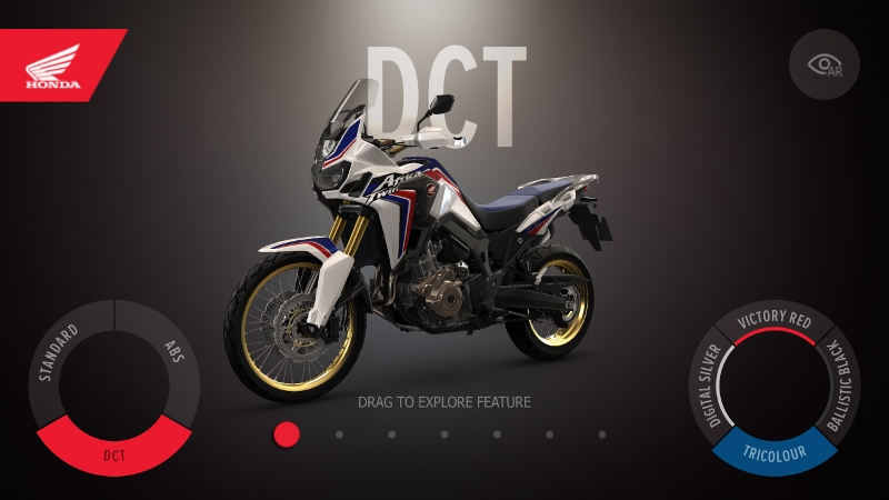 2016 Honda Africa Twin Adventure App New Toy To Play
