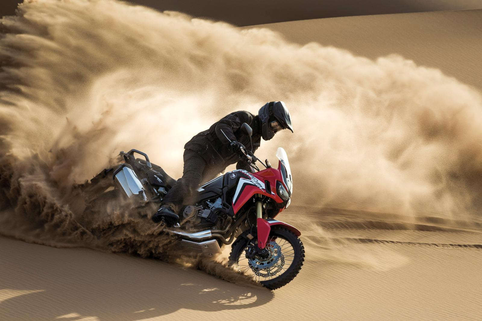UPDATE: Detailed 2016 Honda Africa Twin CRF1000L Review