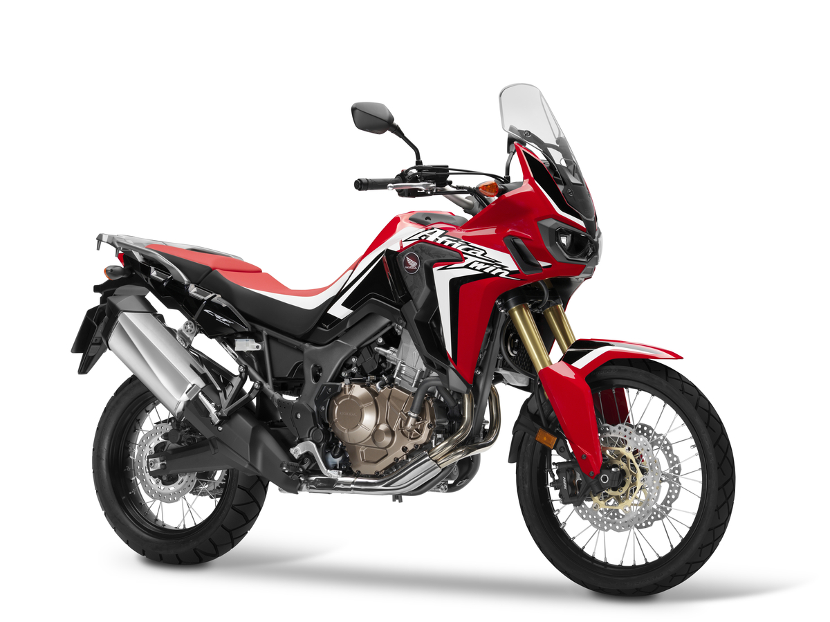 2016 Honda Africa Twin CRF1000L DCT Review / Adventure Motorcycle