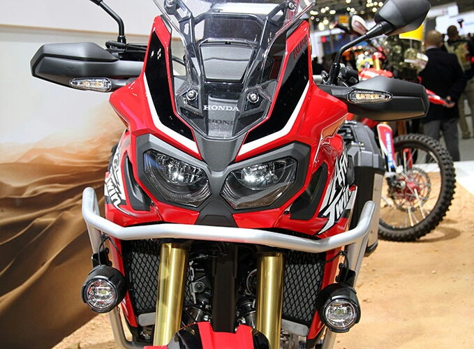 Parent Directory 2016 Honda Crf Adventure Bike Motorcycle Parts Acc