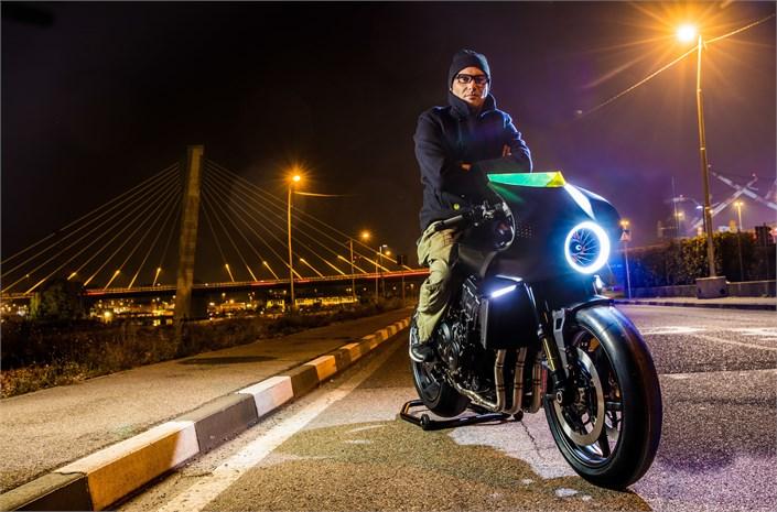 New 2019 Honda CB4 Interceptor Concept Motorcycle Unveiled ...