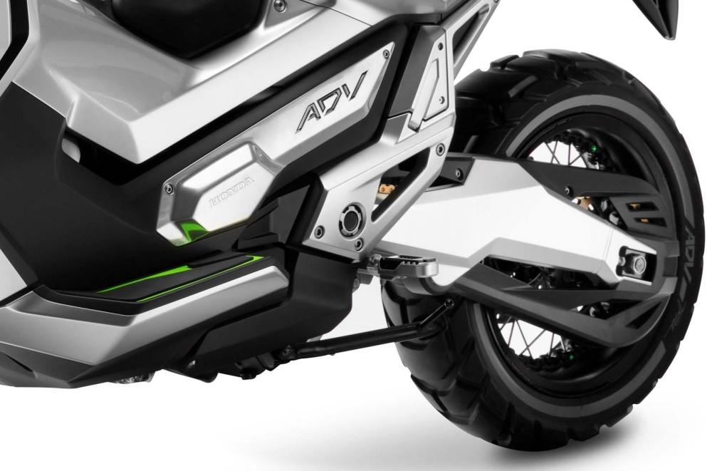 Honda City Adventure Concept Motorcycle / Scooter | EICMA 2015 | Honda ...