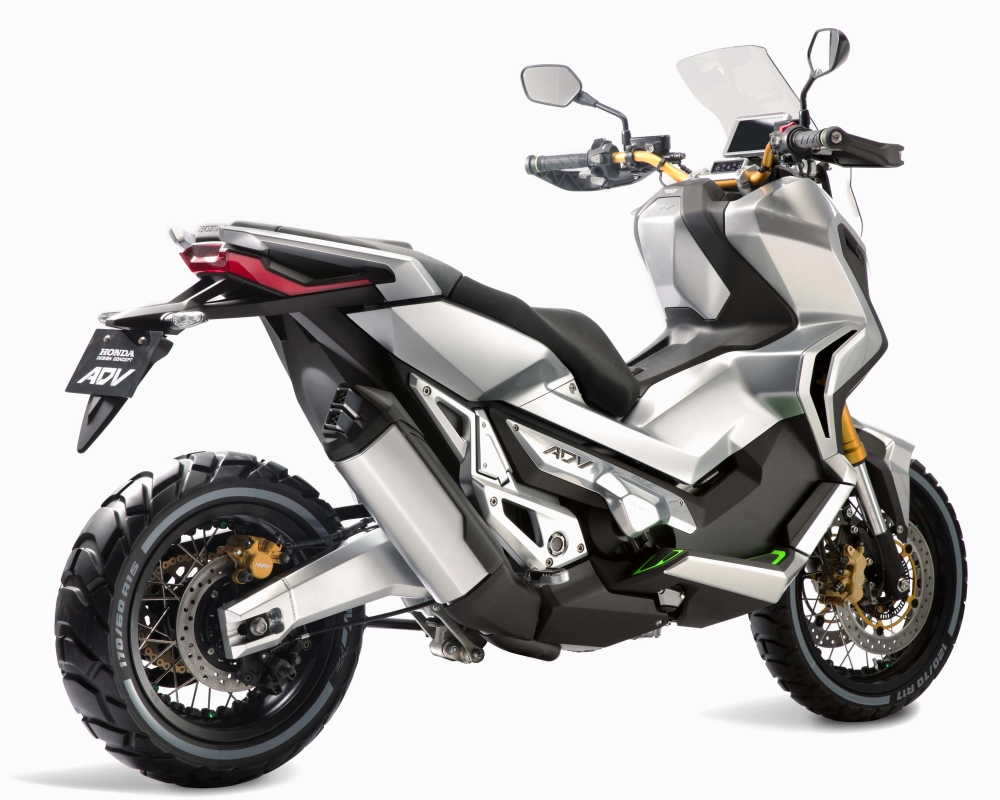 new honda city adventure concept motorcycle scooter eicma 2015 honda pro kevin. Black Bedroom Furniture Sets. Home Design Ideas