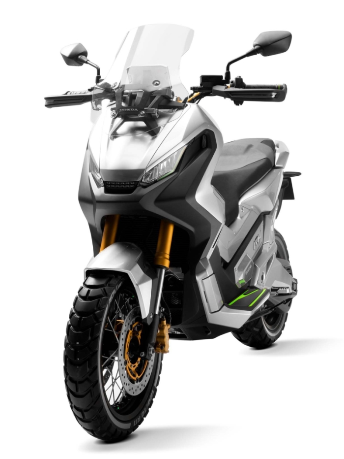 New Honda City Adventure Concept Motorcycle Scooter
