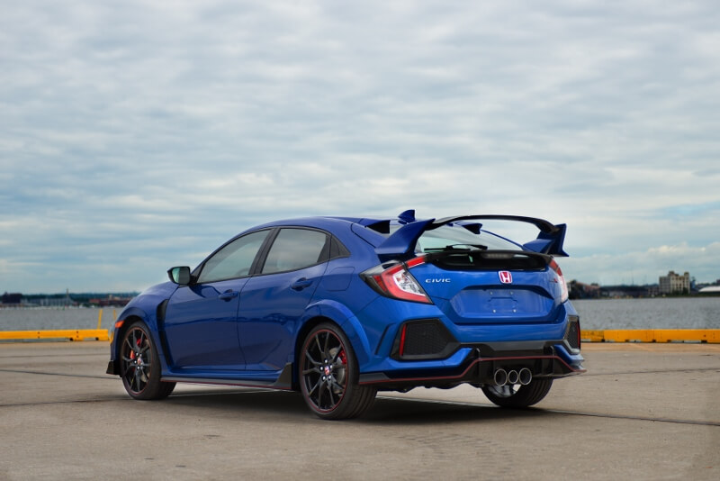 2017 2018 honda civic type r turbo review of specs r d development more. Black Bedroom Furniture Sets. Home Design Ideas