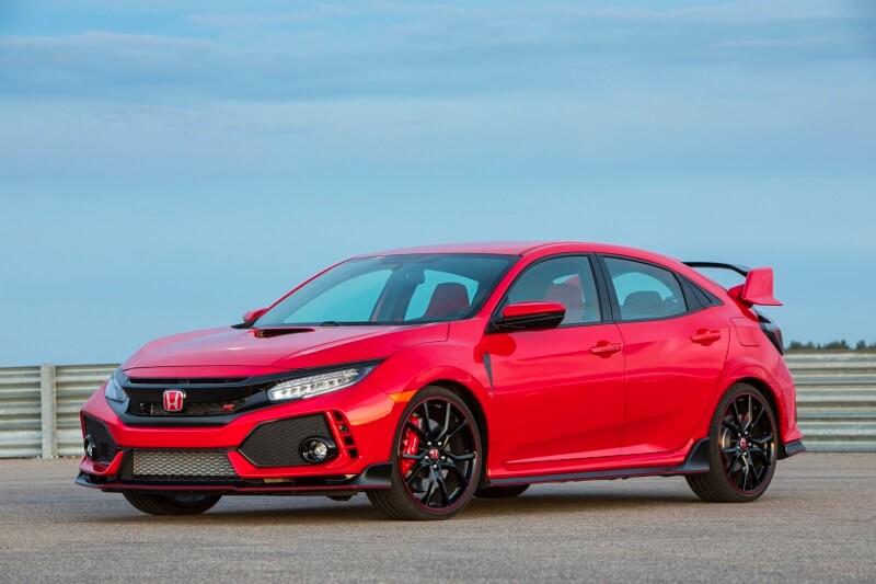2017 2018 honda civic type r turbo review of specs r d for Honda civic oil type