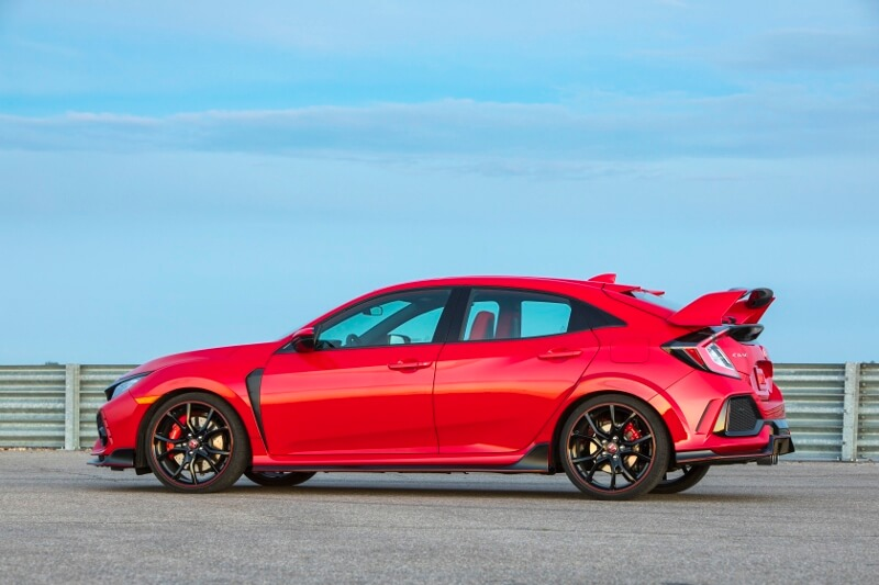 2017 honda civic type r turbo review of specs r d. Black Bedroom Furniture Sets. Home Design Ideas