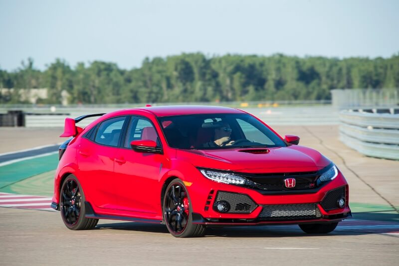 2017-2018 Honda Civic Type R Turbo Review of Specs / R&D ...