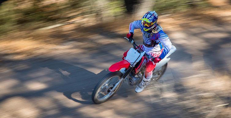 2019 Honda CRF230F Review / Specs | CRF 230cc Dirt Bike & Trail ...