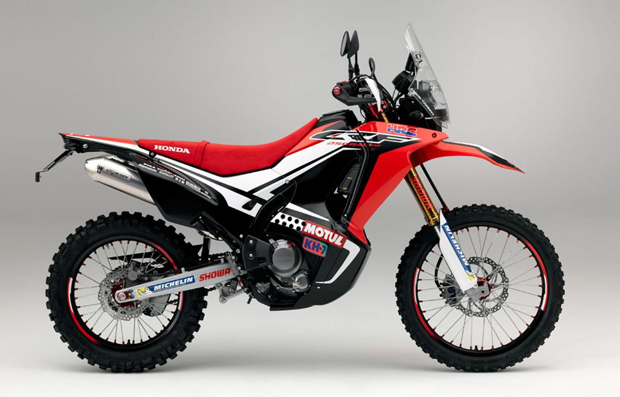 2017 Honda Crf250 Rally Dual Sport Adventure Motorcycle Bike | 2017 ...