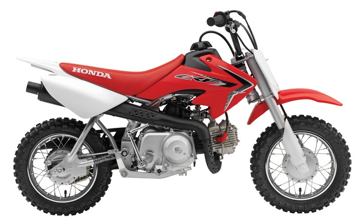 2019 Honda CRF50F Kids Dirt Bike Review / Specs | Off-Road / Trail Motorcycle