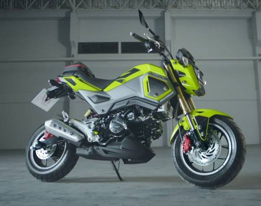 2019 Honda Grom Review / Specs + NEW Changes! | 125 cc Mini