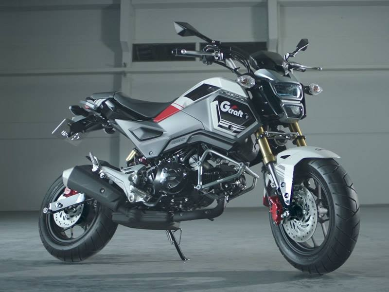 2019 Honda Grom Review Specs NEW Changes