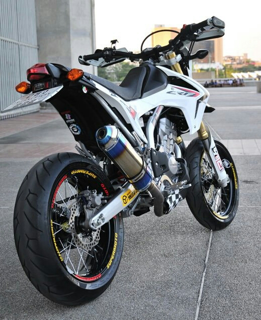 53 Crf250 Ideas Supermoto Honda Motocross