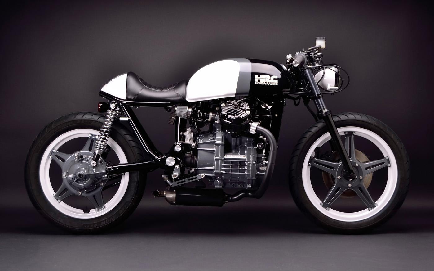Custom Honda Cx500 Cafe Racer Motorcycle Build Vintage Bike Cx 500