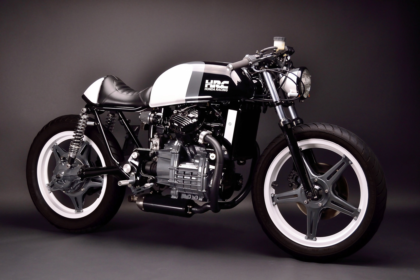 Custom Honda CX500 Cafe Racer Motorcycle Build