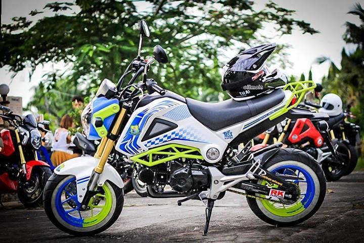 200 Custom Honda Grom Msx125 Pictures Photo Gallery