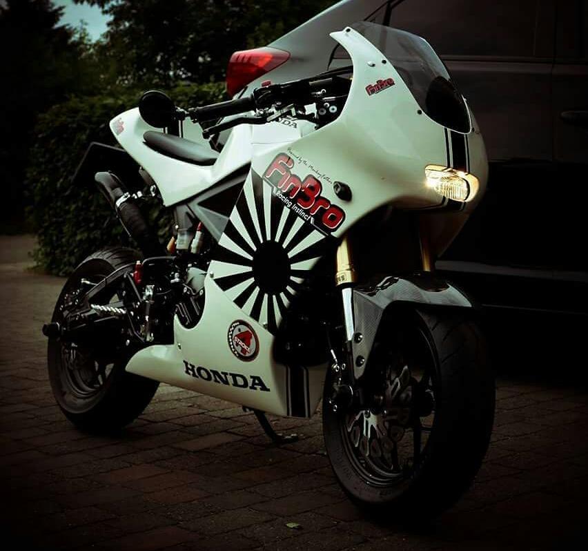 Honda Grom Custom Body Kit