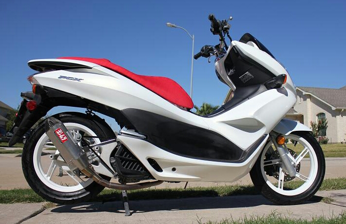 2018 Honda Pcx150 Scooter Ride Review Specs Mpg Price More