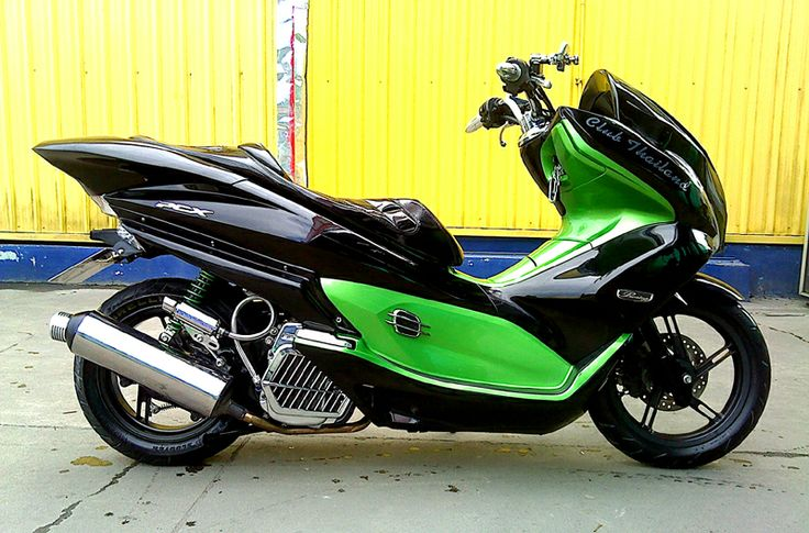 Custom Pcx 150 Html Autos Post