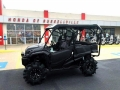 "Black Honda Pioneer 1000 with 29.5"" Assassinator Tires / Wheels - Side by Side ATV / UTV / SxS / Utility Vehicle"