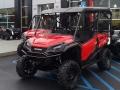 "Honda Pioneer 1000 with Custom 14"" Wheels - Side by Side ATV / UTV / SxS / Utility Vehicle"