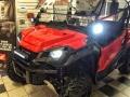 Custom Honda Pioneer 1000 LED Lights - Wheels / Tires - Side by Side ATV / UTV / SxS / Utility Vehicle Pictures